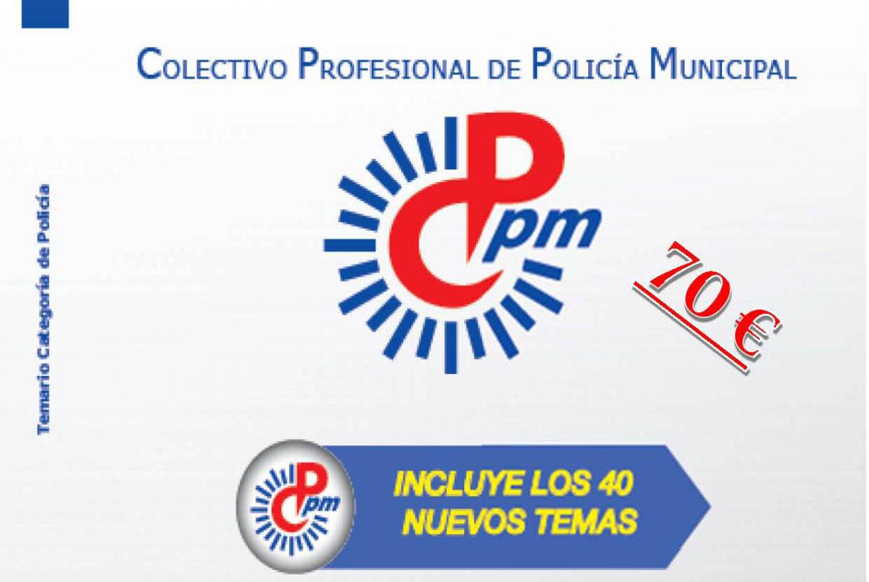 Temario Policía Municipal Madrid