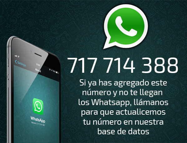 Whatsapp CPPM Madrid