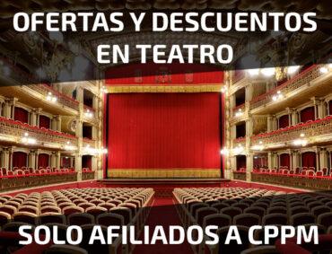 Teatro afiliados CPPM