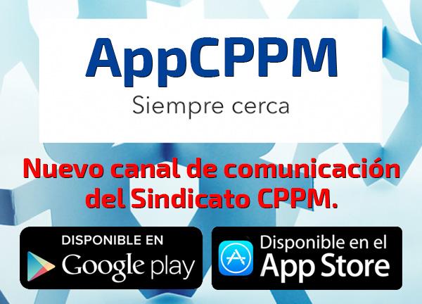 Descárgate la APP de CPPM