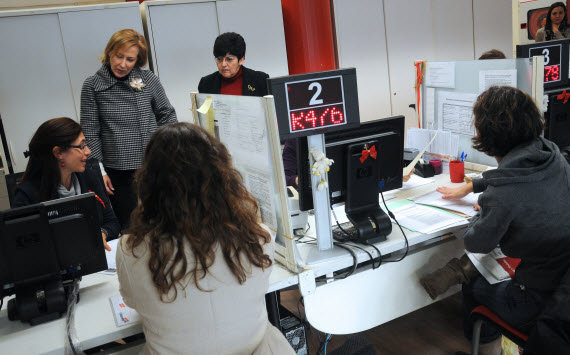 oficinas de asistencia en materia de registro de la