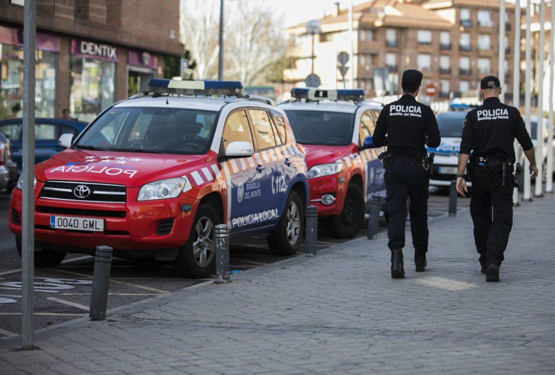 Policía local BESCAM