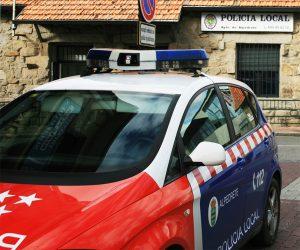 Policía local Alpedrete
