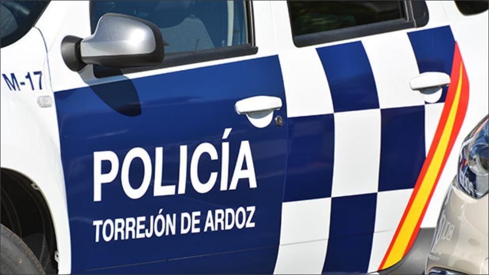 Policía local Torrejón Ardoz