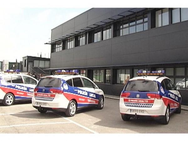 Policía local San Sebastian de los Reyes coches