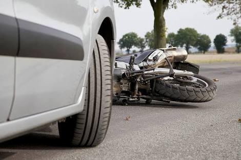 accidente circulación moto