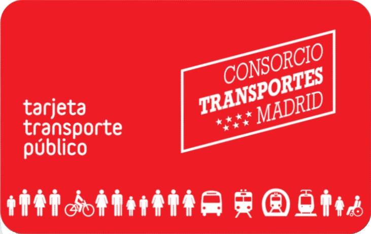 Abono Transportes Comunidad MAdrid