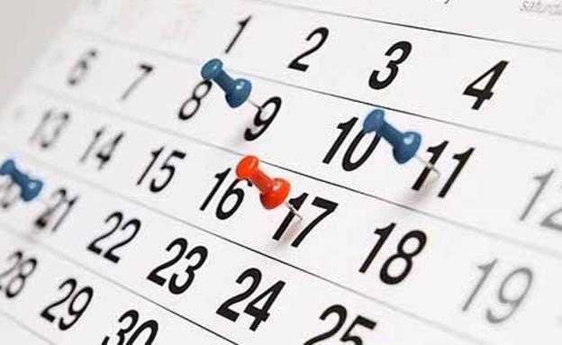 Calendario fiestas laborales