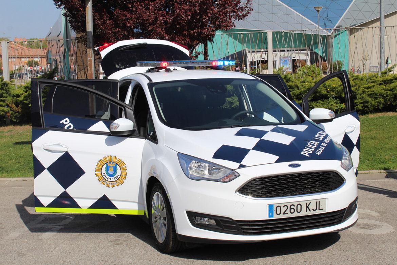 Policía local Alcalá de Henares