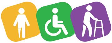 Discapacidad física, intelectural o sensorial
