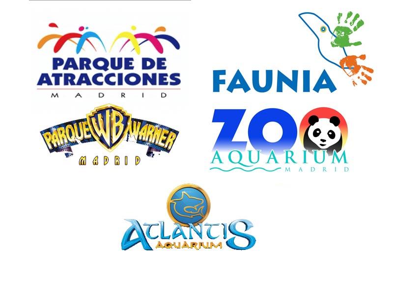 Parque atracciones Faunia ZOO Parque Warner