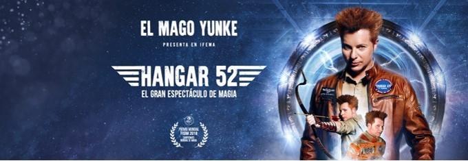 Mago Yunke Hangar 52 IFEMA Sindocato CPPM