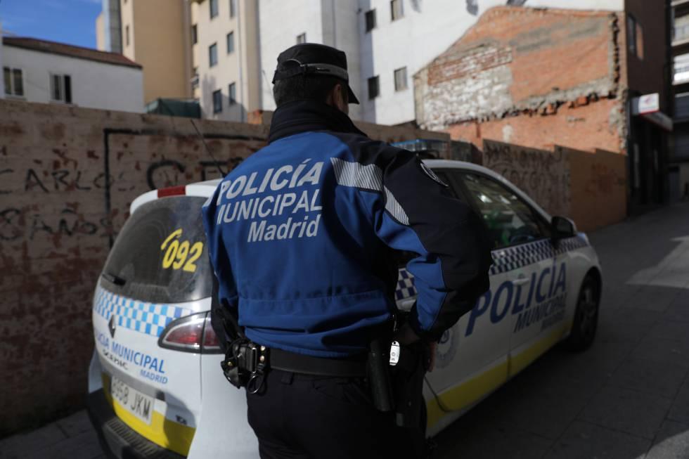 Reglamento Policía Municipal de Madrid