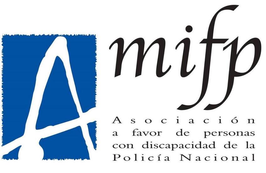 Asociación a favor de personas con discapacidad de la Policía Nacional (Amifp)