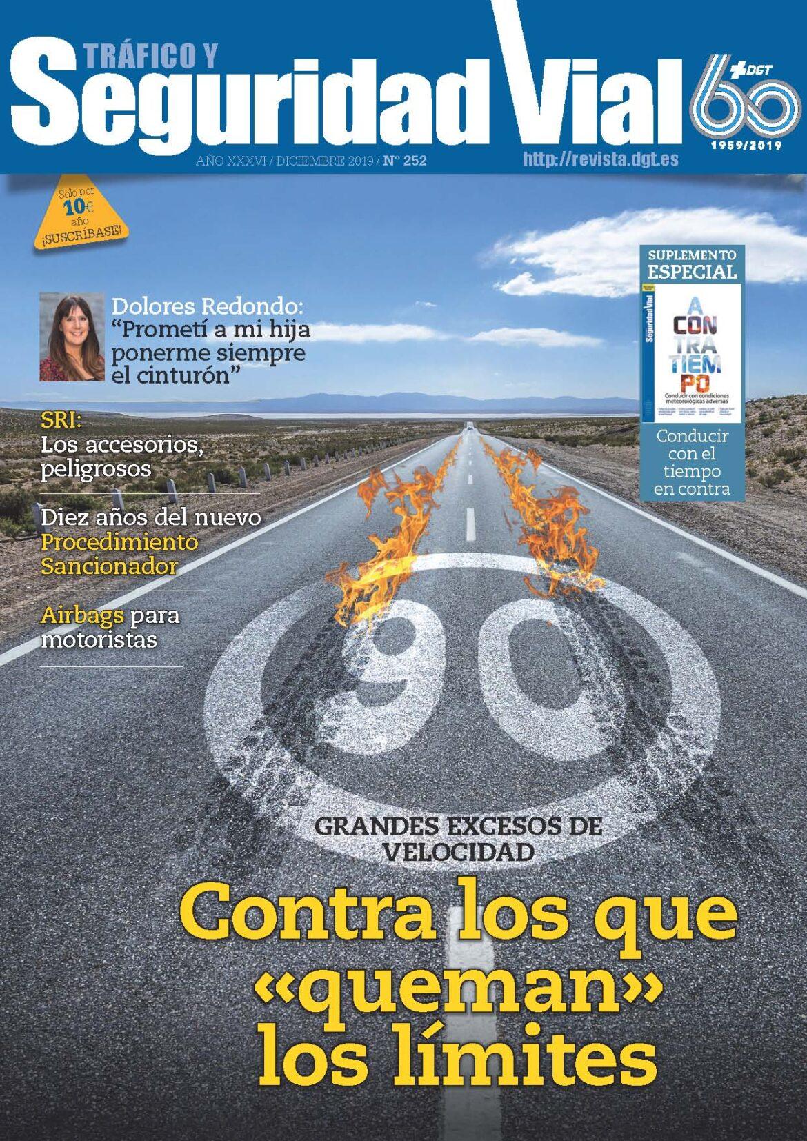 Revista tráfico y seguridad Vial DGT