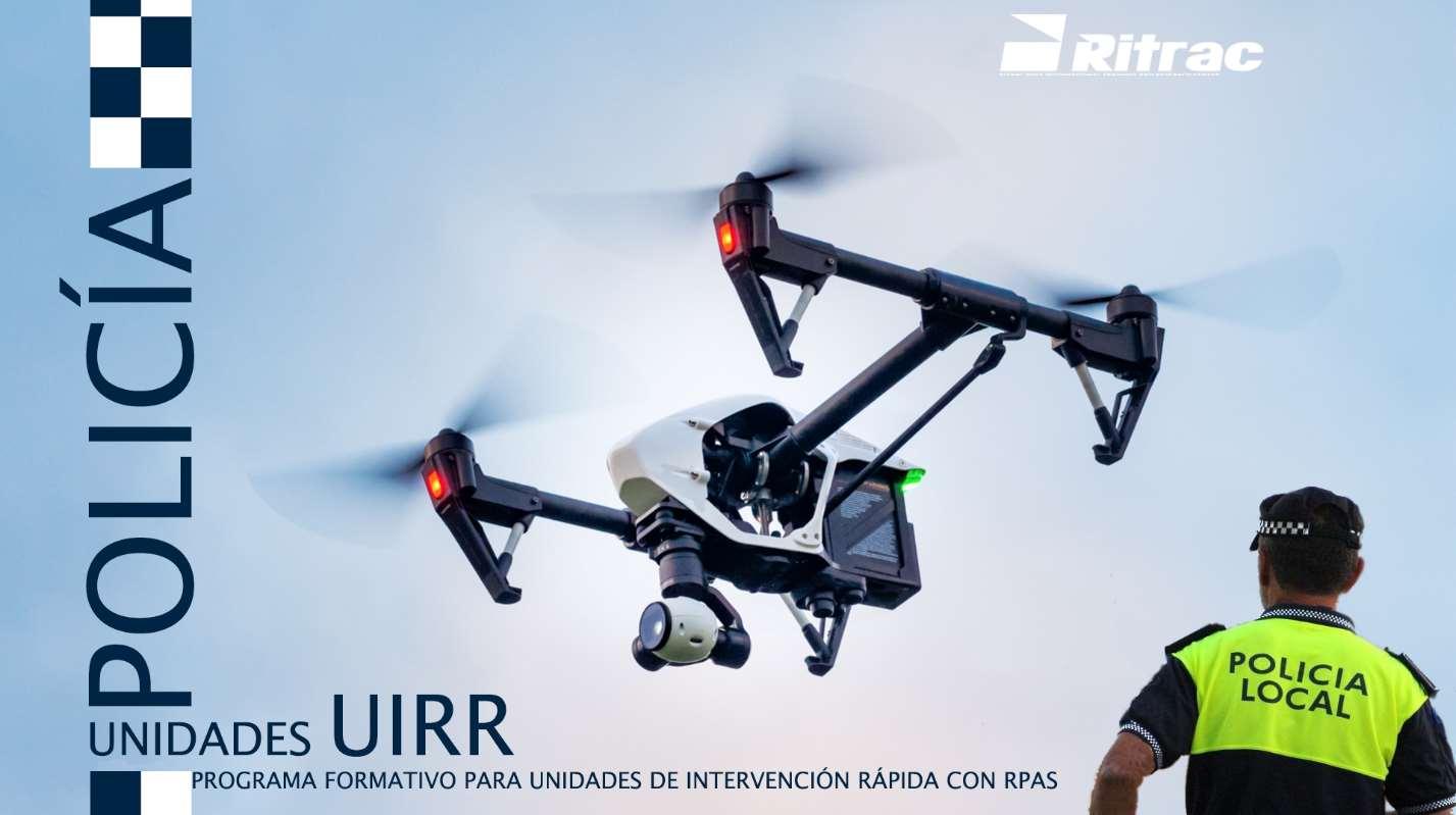 Curso Drones Pozuelo de Alarcón