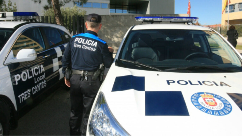 Policía local Tres Cantos