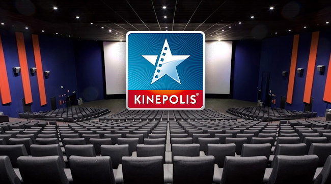 Kinepolis Kinecheques