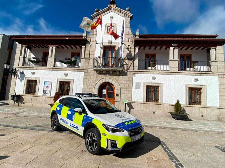 Policía local Los Molinos