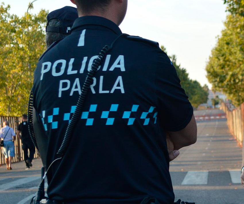 Policía local Parla