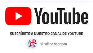 CPPM Suscripción Youtube