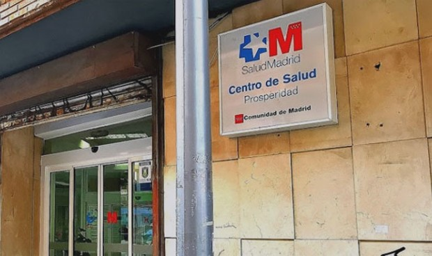 Centro Salud Comunidad Madrid