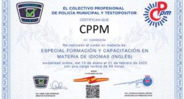 Certificado curso online aulavirtualcppm.es