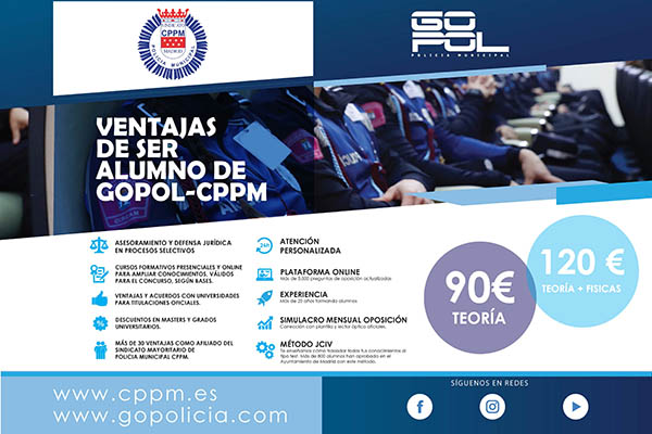 GOPOL-CPPM Ventajas de ser alumno