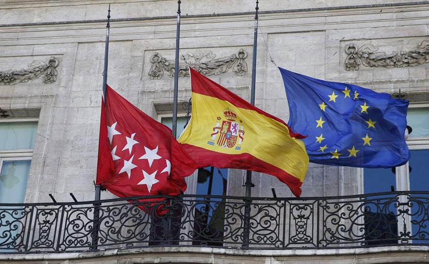 Luto Oficial Comunidad Madrid