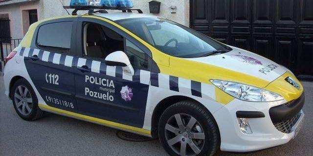 Epis Policía Municipal Pozuelo