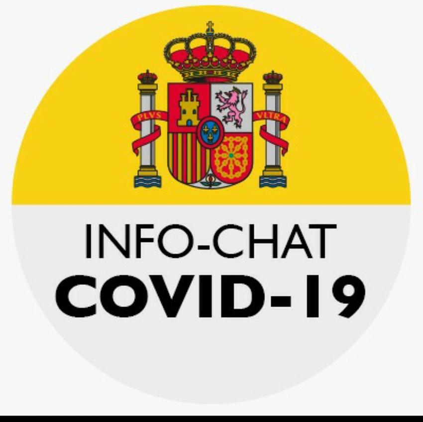 600802802 Hispabot Covid-19 Whatsapp