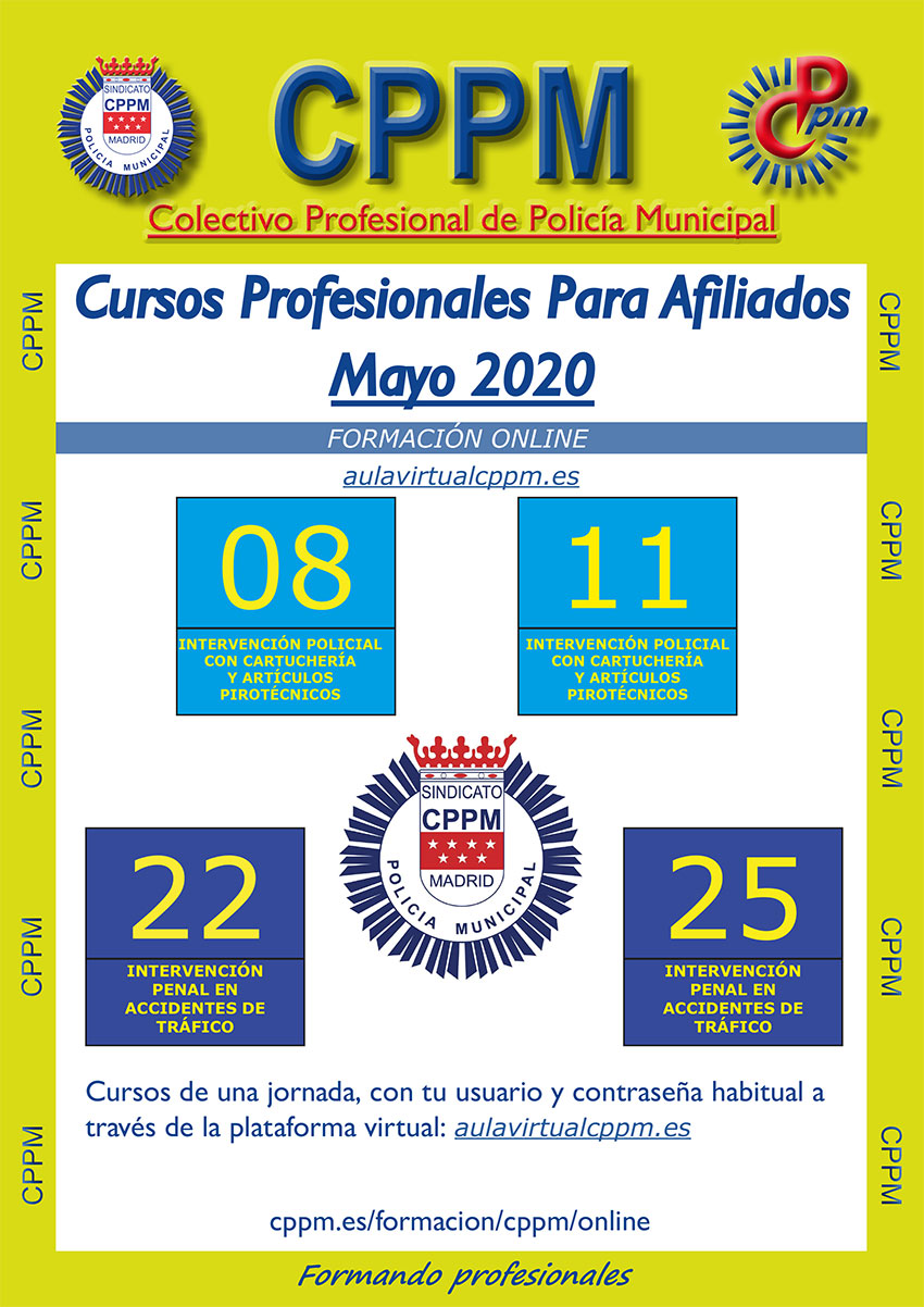 Cursos online mayo 2020 cppm