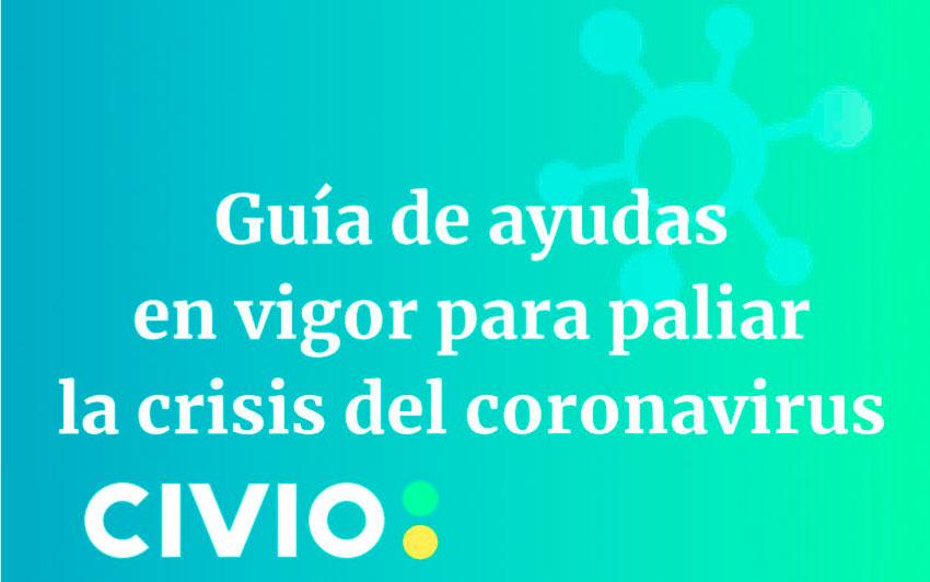 Guia CIVIO ayudas COVID-19