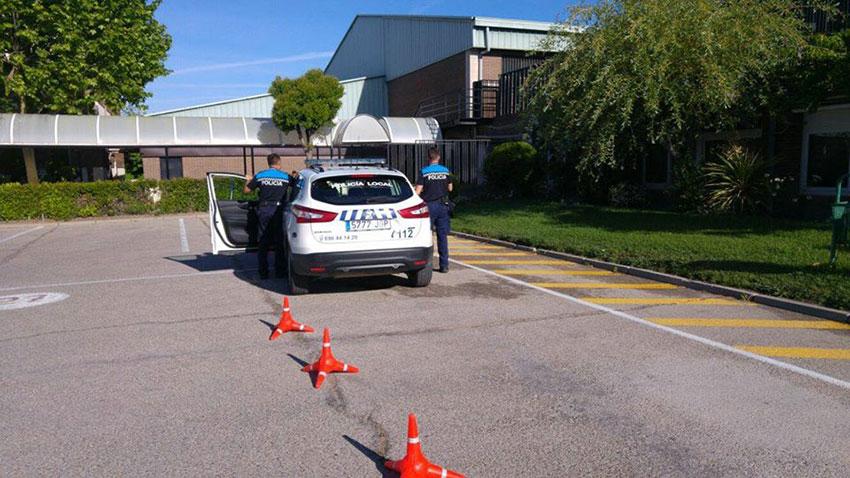 Policía local Griñon