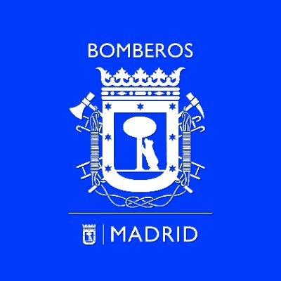 Bomberos Madrid logo