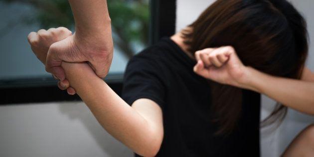 Violencia de pareja