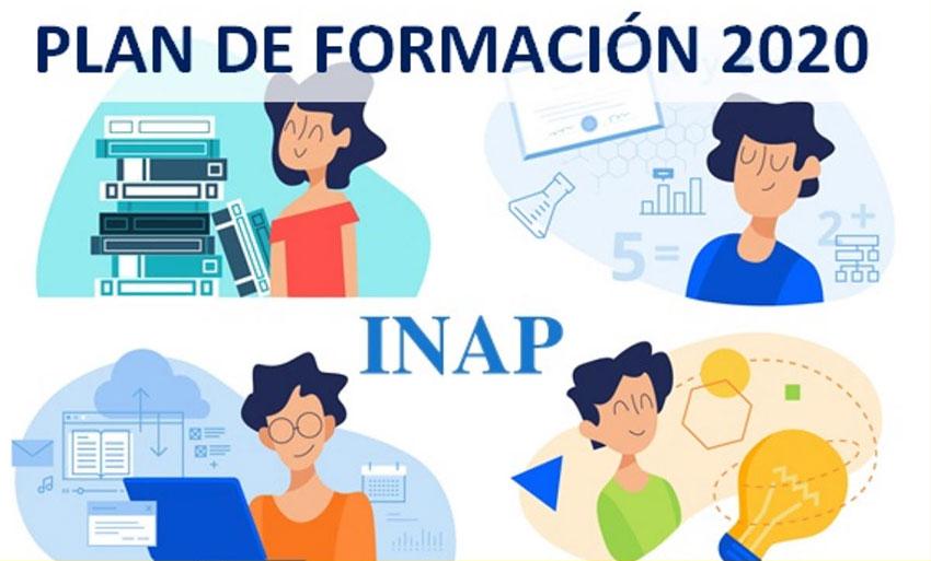 Plan Formación 2020 INAP