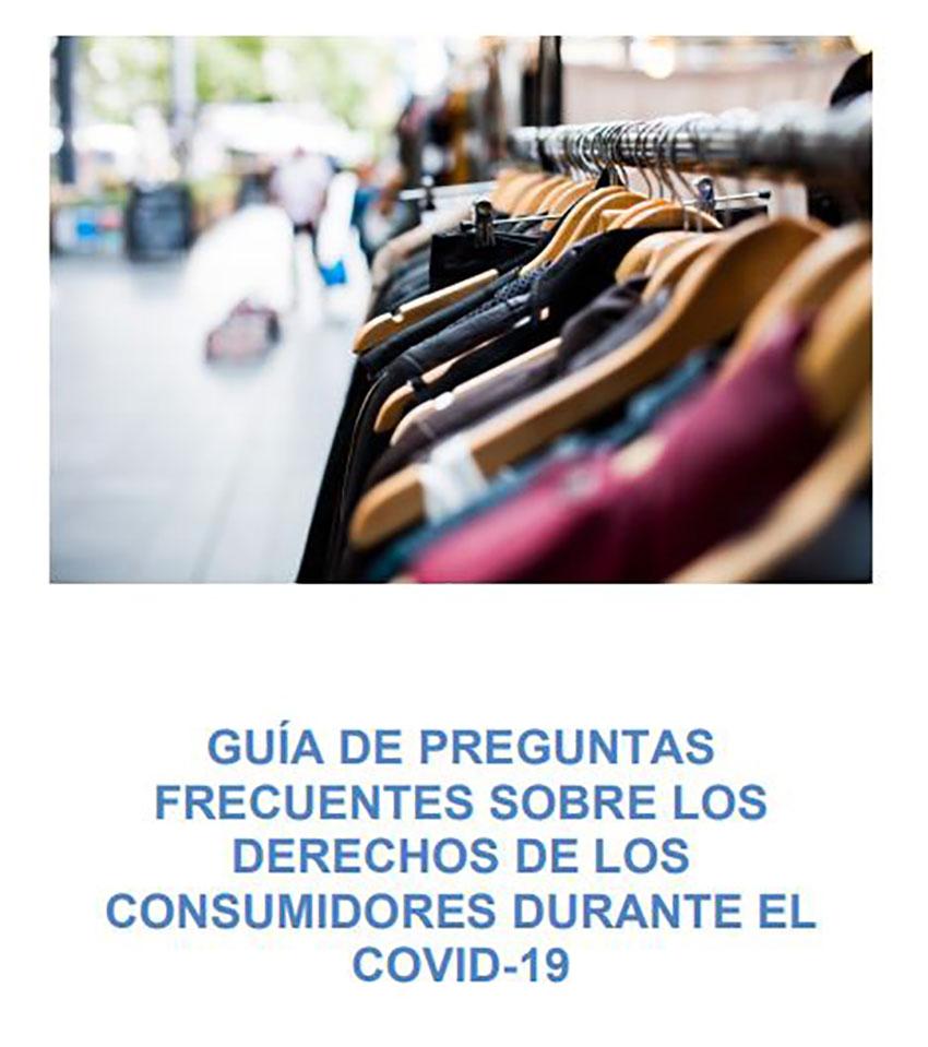 Consumo Comunidad Madrid COVID-19