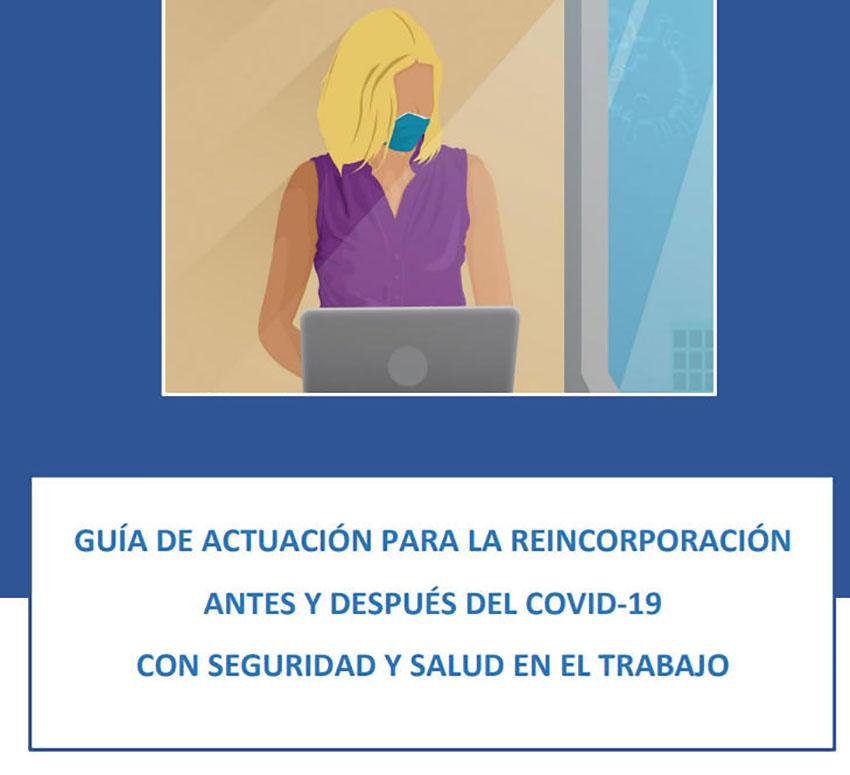 Incorporación puesto trabajo COVID-19 Comunidad Madrid