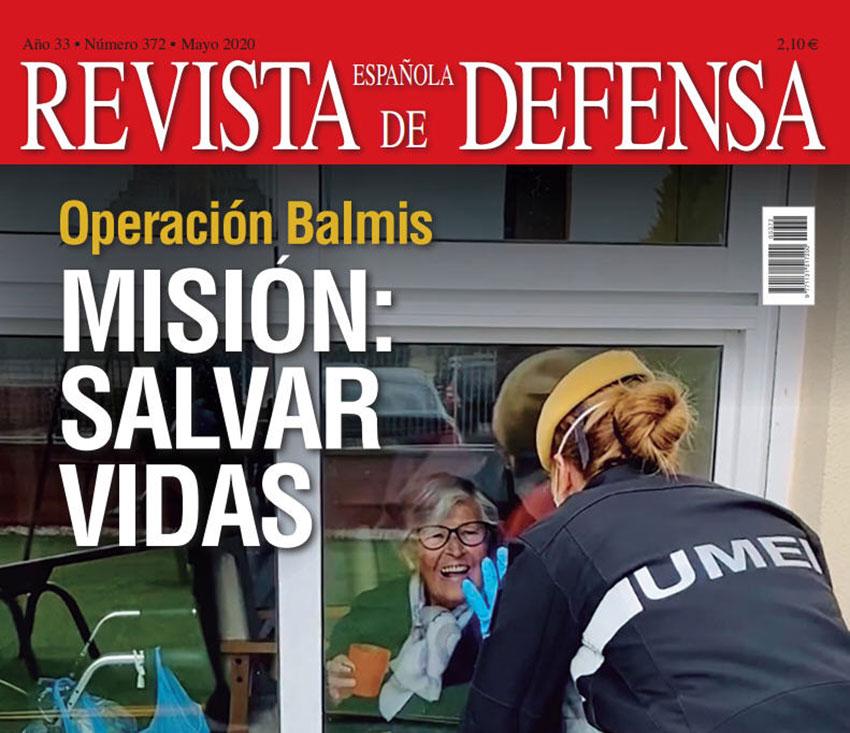 Revista Española de la Defensa mayo 2020