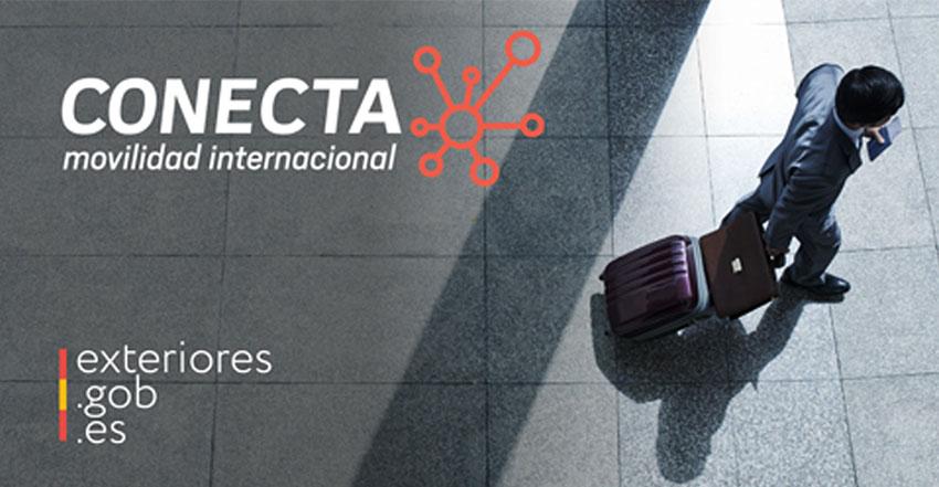Conecta Movilidad Internacional