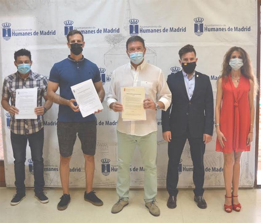 Acuerdo Policía local Humanes Madrid