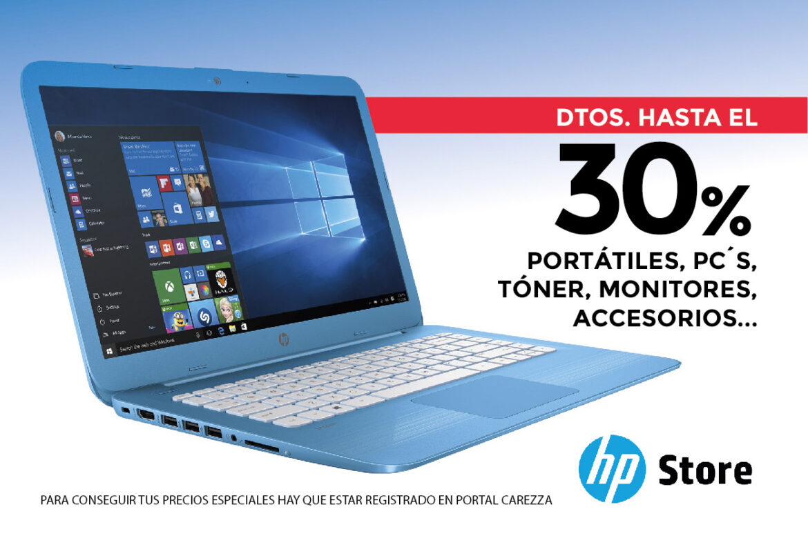 HP Store Carezza CPPM