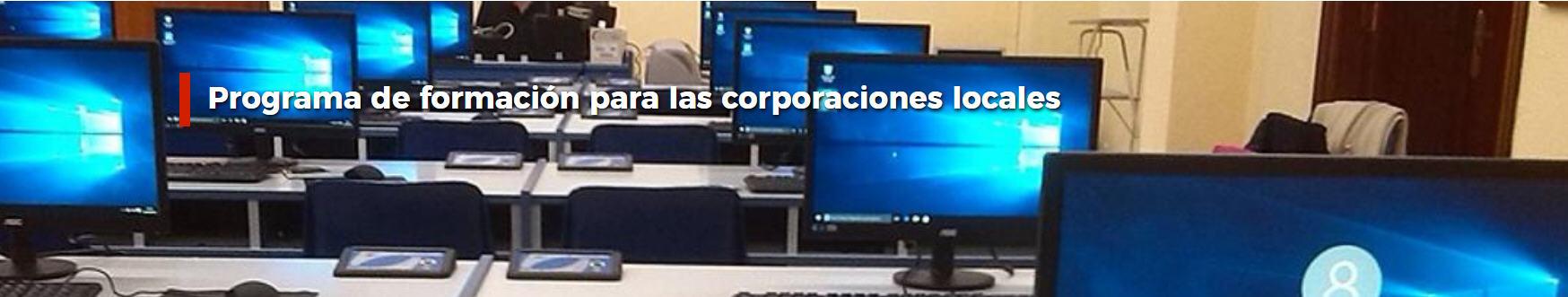 Formación corporaciones locales Comunidad MAdrid