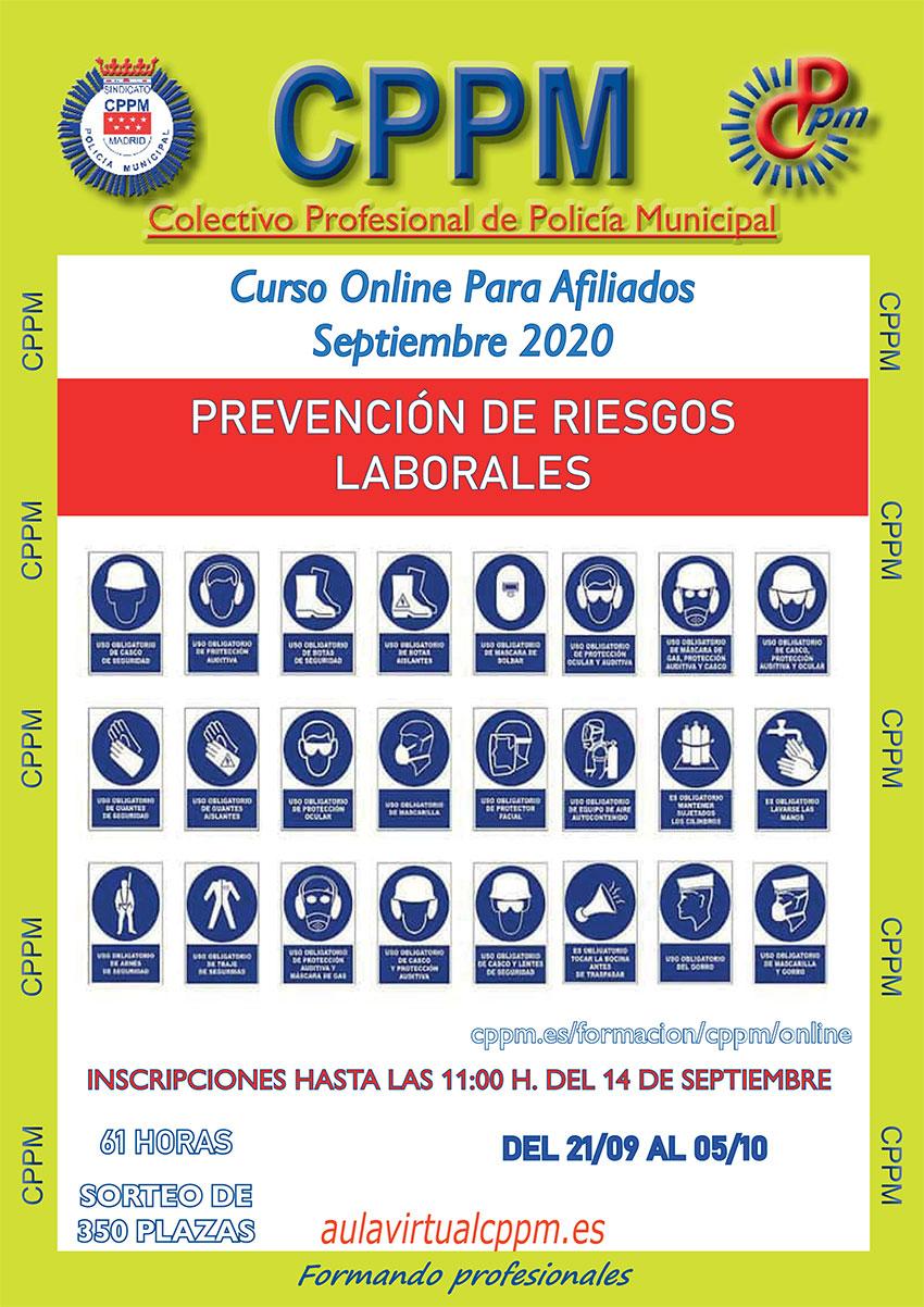 Prevención riesgos laborales Sindicato CPPM