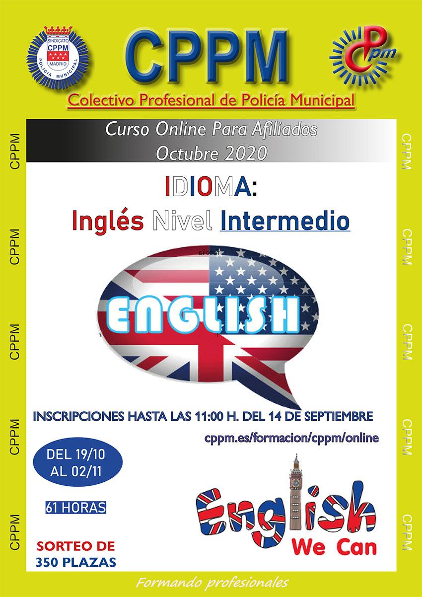 Inglés nivel intermedio CPPM