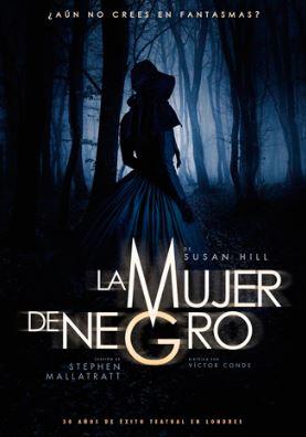 La mujer de negro Teatro Muñoz Seco
