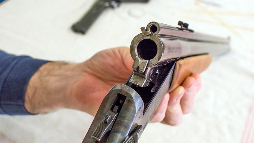 Arma fuego