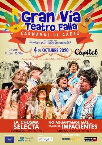 Carnaval Cadiz Gruposmedia