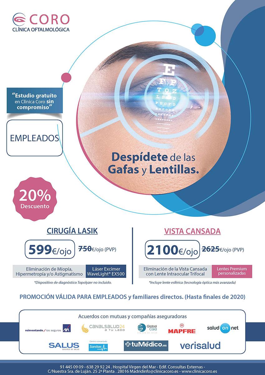 Clinica oftalmologica Coro